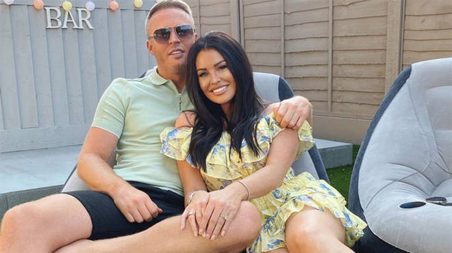 Jess Wright is happily engaged to boyfriend William