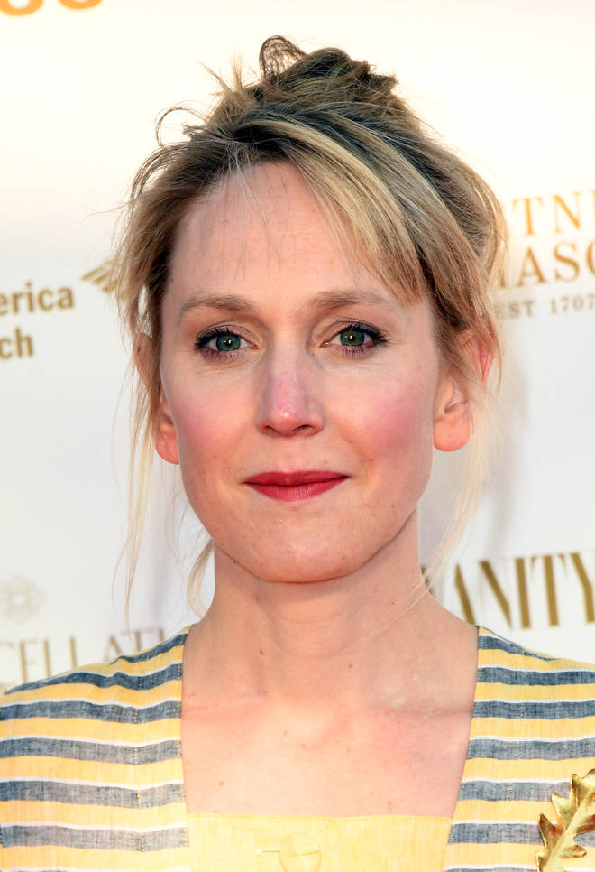 Hattie Morahan has starred in films such as the Golden Compass