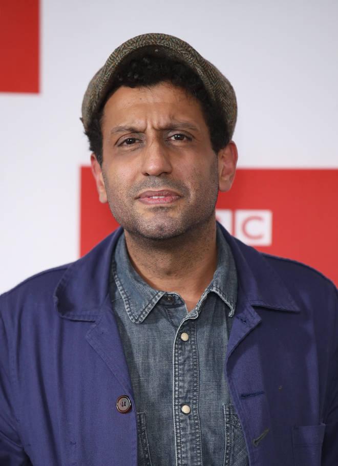Adeel Akhtar plays a Scotland Yard officer