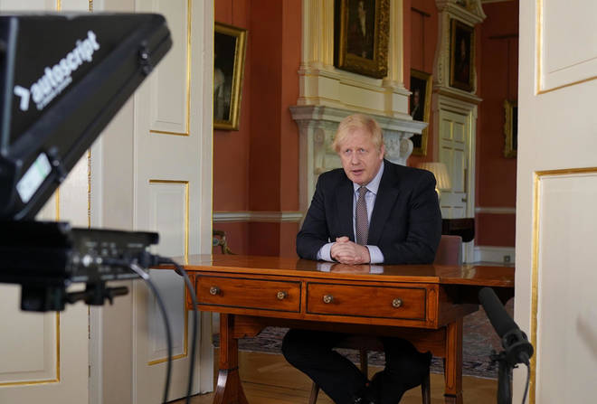 The Prime Minister said he believes the 'broad approach is shared across the whole UK'.