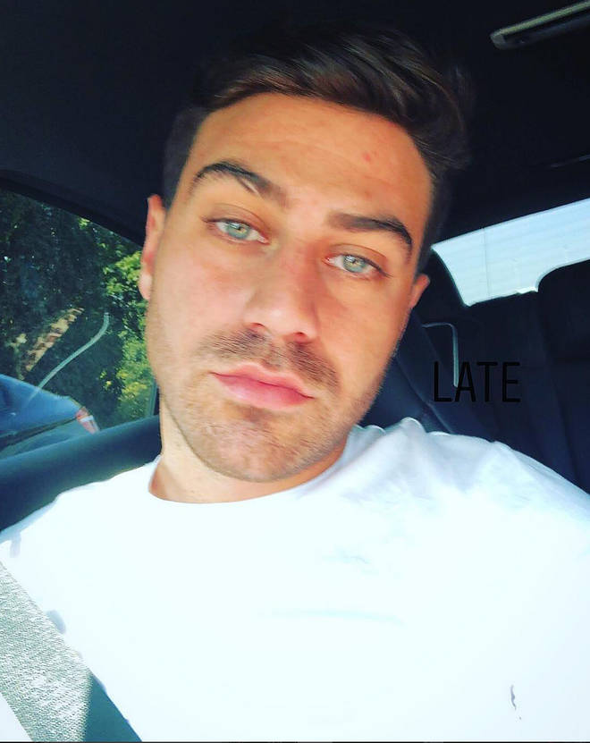 Jon Clark was suspended from TOWIE after slapping co-star Diags whilst filming in Newcastle