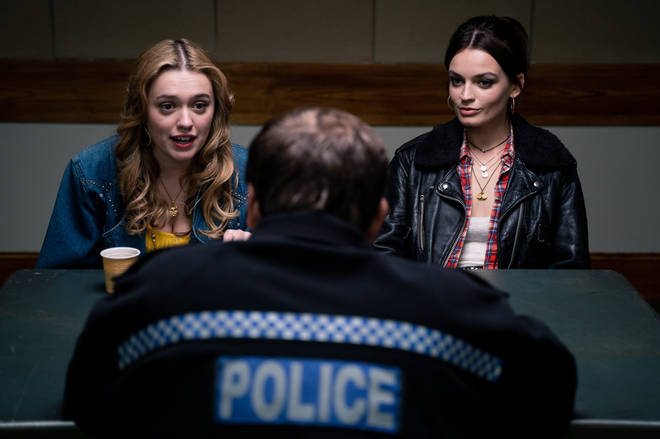 Aimee Lou Wood as Aimee as Emma Mackey as Maeve