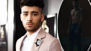 Zayn Malik shared a snippet of his new song on Twitter