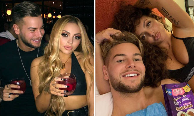 Chris Hughes decided to include footage of a private conversation with Jesy Nelson in his BBC documentary.