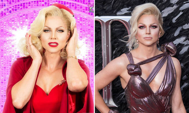Courtney Act is taking on Celebrity Karaoke Club