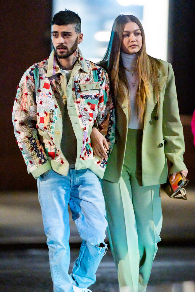 Zayn Malik and Gigi Hadid are yet to confirm their baby's name