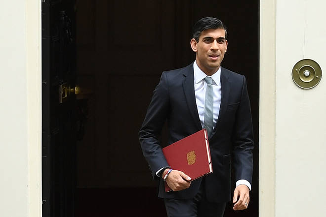 Rishi Sunak announced a six-month plan for the economy