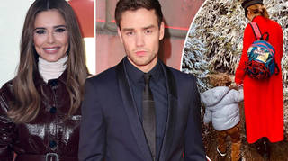 Liam Payne and Cheryl are parents to son Bear