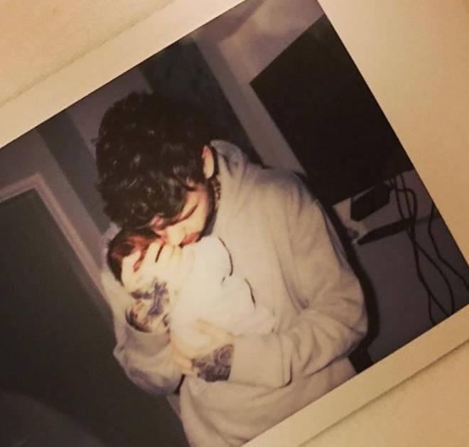 Liam Payne and Cheryl keep their son off of social media