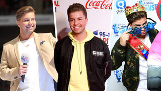 Sonny Jay co-hosts Capital Breakfast with Roman Kemp