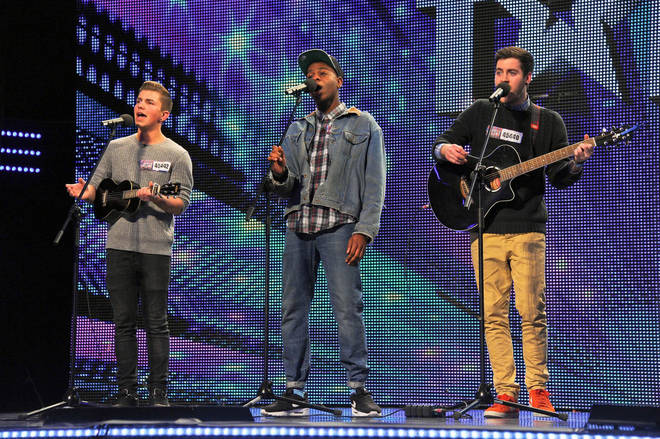 Sonny Jay auditioned on Britain's Got Talent with his band, Loveable Rogues
