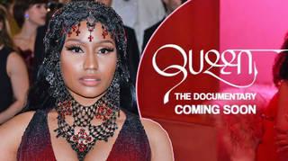 Nicki Minaj shareds 'Queen' documentary teaser trailers on Instagram