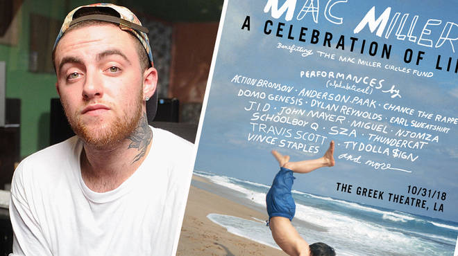 Mac Miller's family have organised a concert in his honour.