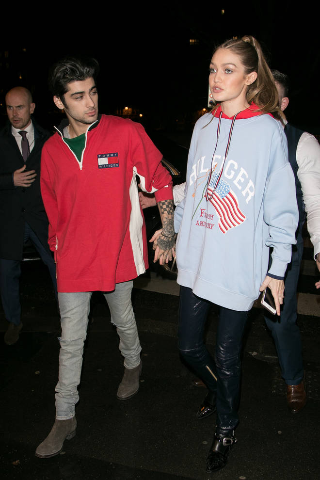 Zayn Malik and Gigi Hadid are now parents to a baby girl