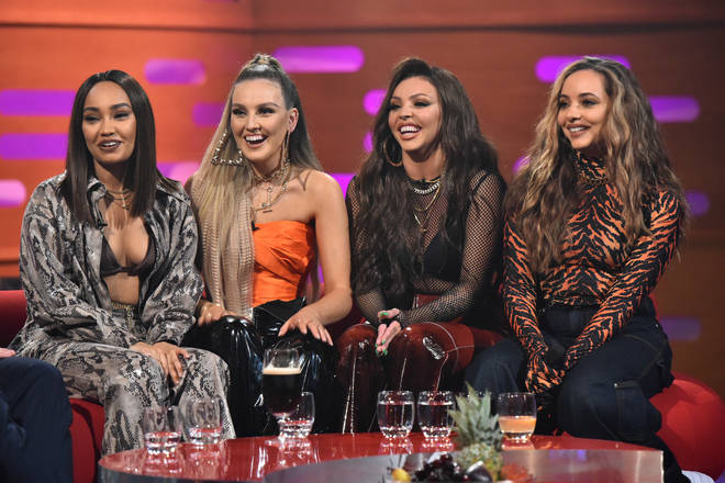 Little Mix are on the hunt for the UK's next big group on their new show, Little Mix: The Search.