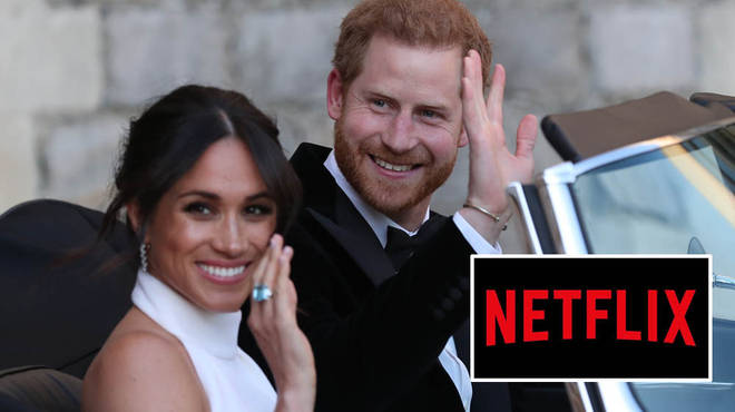 Prince Harry and Meghan Markle are reportedly planning a Netflix docu-series