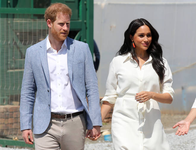 Prince Harry and Meghan Markle ditched royal life at the start of 2020