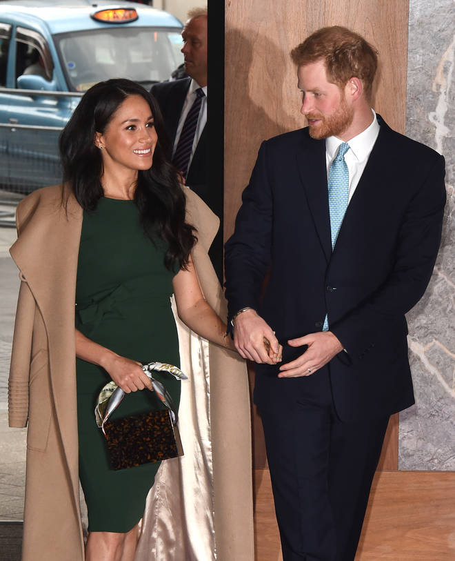 Prince Harry and Meghan Markle signed a deal with Netflix at the start of September