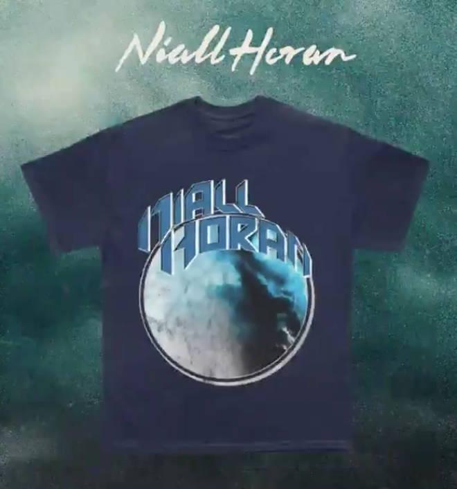 Niall Horan's 'Heartbreak Weather' merch has dropped