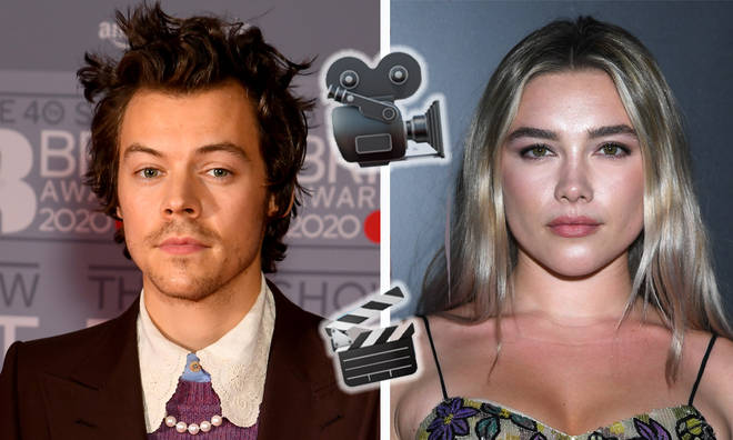 Harry Styles heads to LA to rehearse film role alongside Florence Pugh
