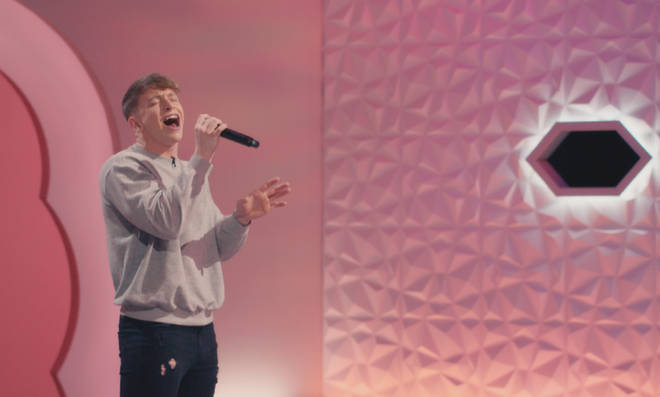 Lee Collinson impressed Little Mix during his The Search audition