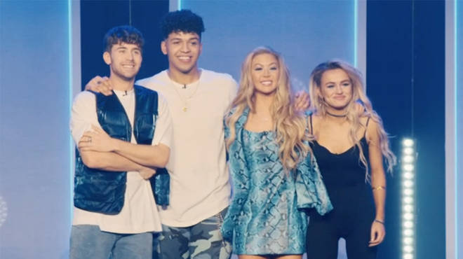Little Mix: The Search pulled together their mixed band