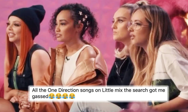 People were living for all the One Direction references in 'Little Mix: The Search'