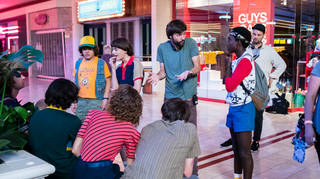 The arcade will reopen for Stranger Things 4
