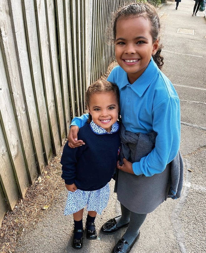 Rochelle Humes And Marvin Children How Many Kids Do They Have And What Are Their Capital