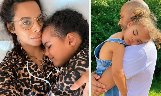Rochelle Humes and Marvin Humes often share adorable snaps of their children on social media.