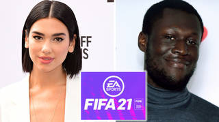 Dua Lipa and Stormzy are the best of British for FIFA 21 soundtrack