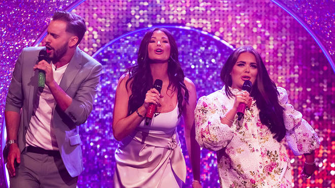 Celebs such as Jess Wright and Scarlett Moffatt compete on the ITV2 show