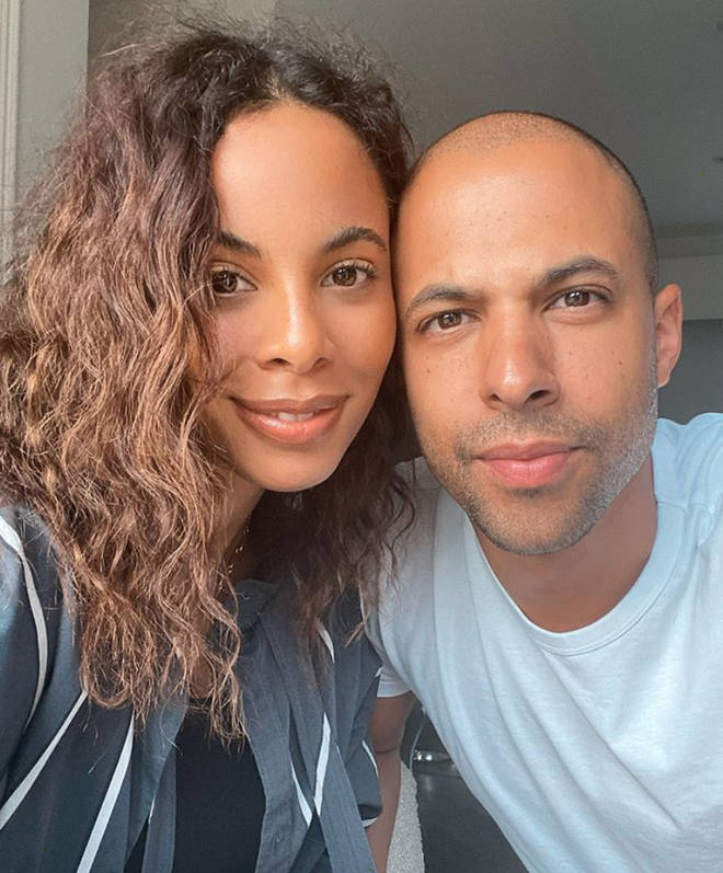 Rochelle Humes And Marvin Relationship When They Met And When They Became Husband Capital