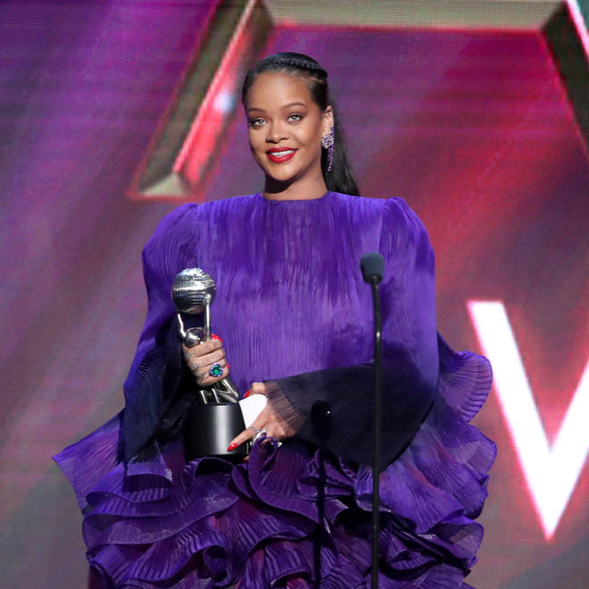 Rihanna has been working on her ninth album for quite some time