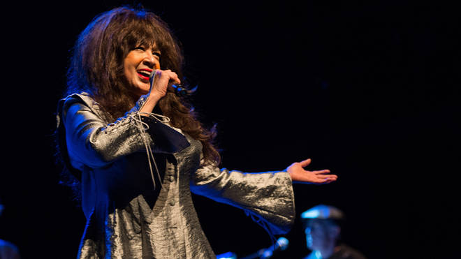 Ronnie Spector is a 60s icon