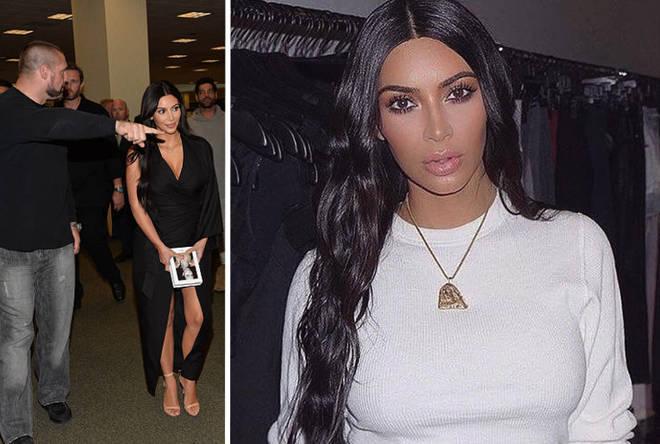 Kim Kardashian was robbed at gunpoint in 2016