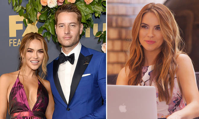 Chrishell Stause and ex husband Justin Hartley split in 2019