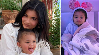 Stormi Webster has a huge net worth.