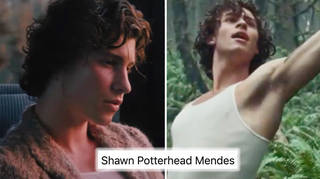 Shawn Mendes references 'Harry Potter' in his music video for 'Wonder'
