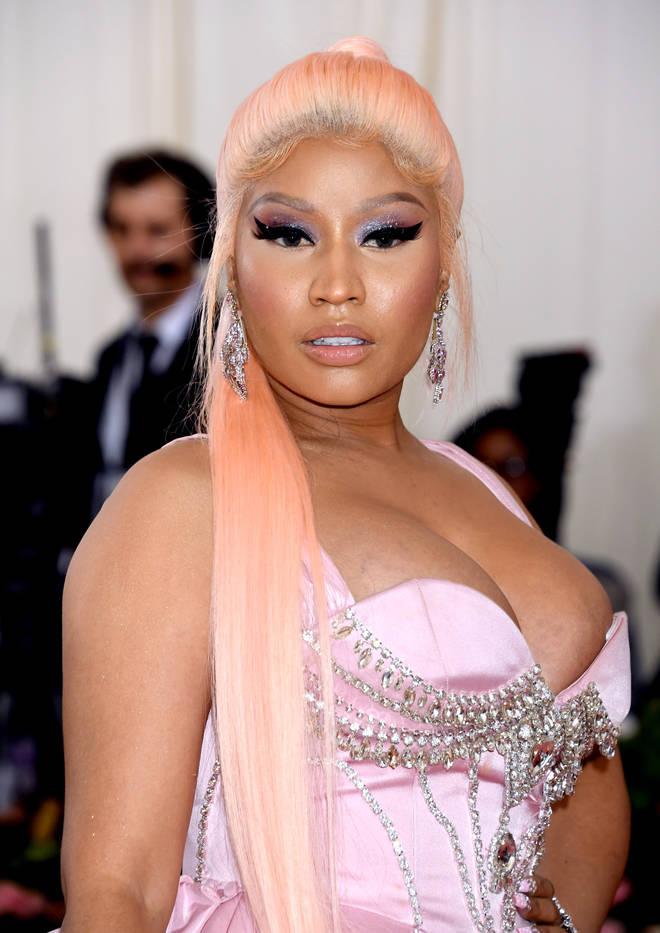Nicki Minaj gave birth in Los Angeles, according to TMZ.