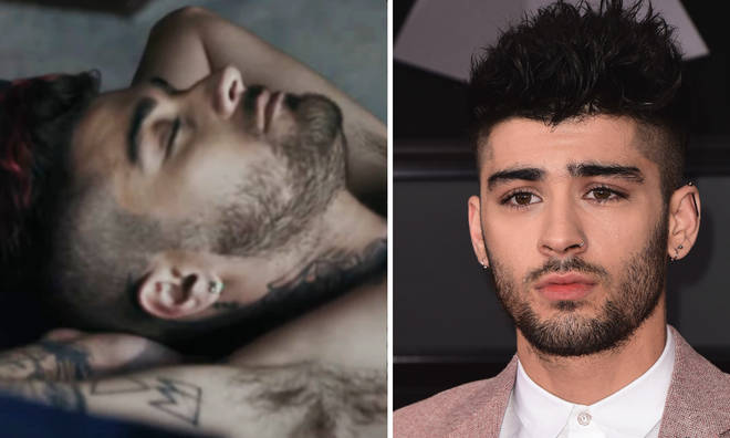 Zayn fans are convinced he has his third album on the way