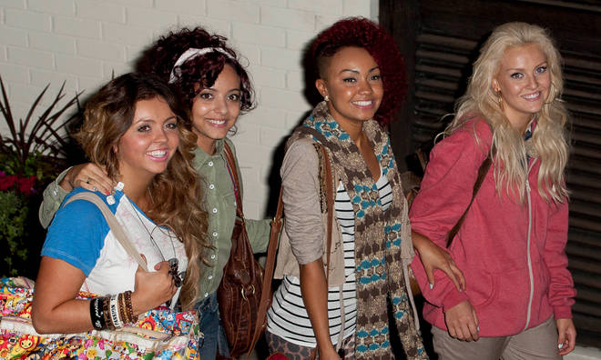 Little Mix auditioned for X Factor as solo artists in 2011