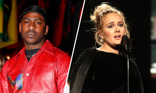 Skepta and Adele are rumoured to be dating