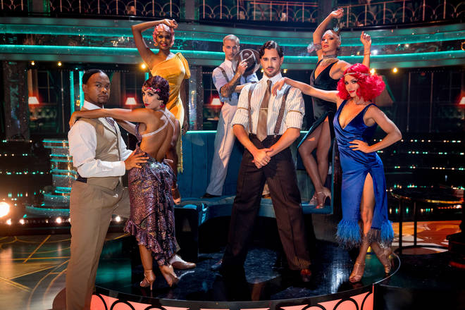 The Strictly cast and crew have been isolating ahead of the new series
