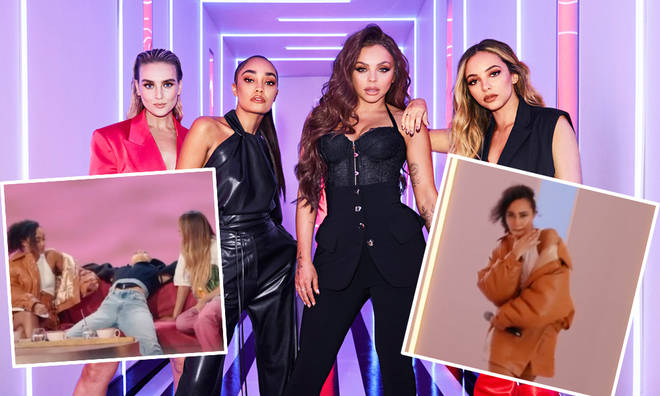 Little Mix are keeping viewers entertained on The Search