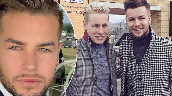 Chris Hughes and his brother are raising awareness for testicular cancer and fertility