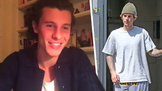 Shawn Mendes hinted at a collaboration with Justin Bieber
