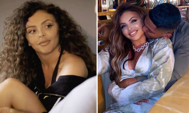 Jesy Nelson features in ex Chris Hughes's documentary