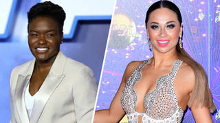 Nicola Adams and Katya Jones are the first same-sex pairing on Strictly