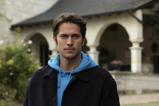 Lucas Bravo plays Gabriel in Emily in Paris